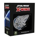 STAR WARS X-WING 2ed : MILLENNIUM FALCON DI LANDO Miniatura Espansione Gioco da Tavolo