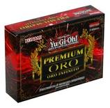 Pack YuGiOh PREMIUM ORO INFINITO Italiano Konami Yu-Gi-Oh! Mazzo Yugi Box