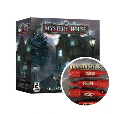 MYSTERY HOUSE + Torce Led BUNDLE