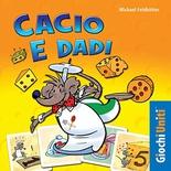 CACIO E DADI Gioco da Tavolo in Italiano