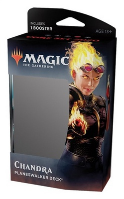 Mazzo Magic Planeswalker CHANDRA SET BASE 2020 CORE SET Italiano Deck