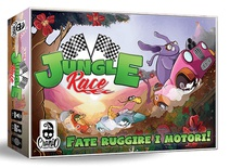 JUNGLE RACE Gioco da Tavolo