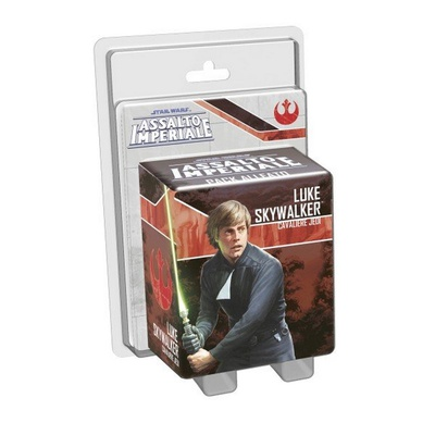 STAR WARS ASSALTO IMPERIALE : LUKE SKYWALKER Pack Alleato Miniatura Espansione