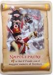 BUNNY KINGDOM : NAPOLEPRONE Promo Gioco da Tavolo