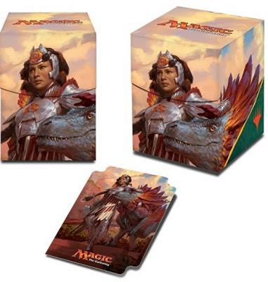 Deck Box Ultra PRO 100+ Magic IXALAN V3 Porta Mazzo