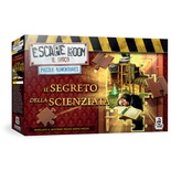 Escape Room Puzzle - Il Segreto della Scienziata