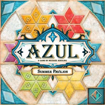 AZUL : SUMMER PAVILION Gioco da Tavolo