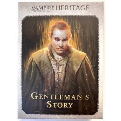 Vampire The Masquerade - Heritage: The Gentleman's Story