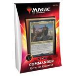 Mazzo Magic Commander 2020 REGGIMENTO SPIETATO Deck C20 Italiano