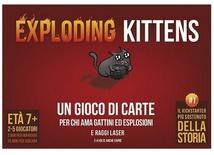 EXPLODING KITTENS Gioco da Tavolo