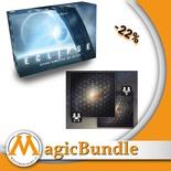 Eclipse: Second Dawn for the Galaxy Gioco da Tavolo - Bundle Base + Gamemat