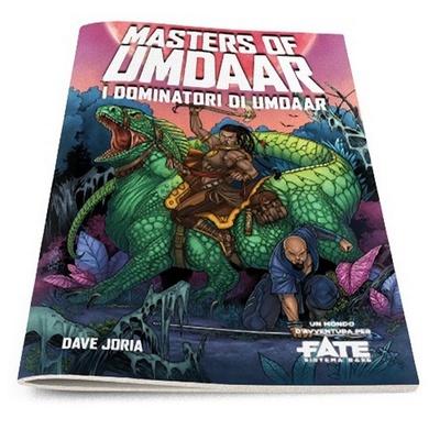 FATE : MASTERS OF UMDAAR Gioco di Ruolo