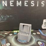 NEMESIS : Computer Astronave 3D Token Sci-fi Mod L