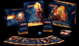 Fat Pack Magic MAGIC 2014 Inglese M14 9 Boosters