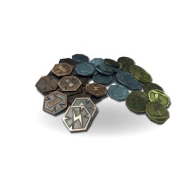 Barrage: Metal Coins