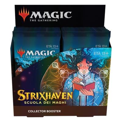 Box Magic STRIXHAVEN Collector 12 Buste Booster Italiano