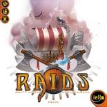 RAIDS Gioco da Tavolo