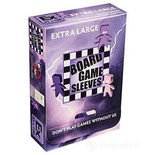 50 Sleeves Board Game Sleeves Extra Large 65x100 Bustine Protettive x Giochi da Tavolo