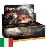 Box Magic INNISTRAD: MIDNIGHT HUNT 36 Buste Booster Italiano
