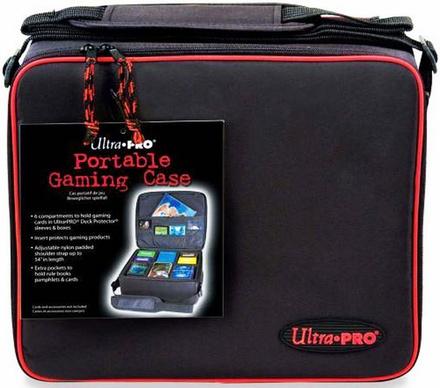 Portable Gaming Case Ultra PRO Magic Valigetta Porta Carte con Tacolla Valigia