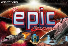 TINY EPIC GALAXIES Gioco da Tavolo Italiano