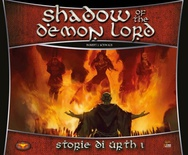 SHADOW OF THE DEMON LORD : STORIE DI URTH 1 Gioco di Ruolo