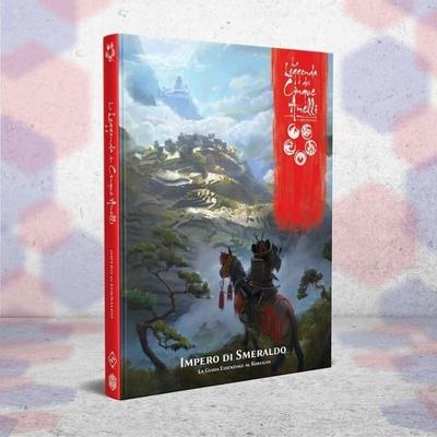 LA LEGGENDA DEI 5 ANELLI RPG  IMPERO DI SMERALDO Gioco di Ruolo
