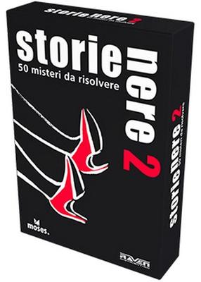 STORIE NERE 2 : NUOVA EDIZIONE Gioco da Tavolo