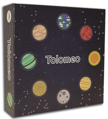 TOLOMEO Gioco da Tavolo