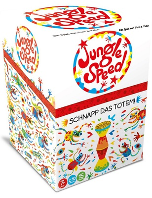 JUNGLE SPEED SKWAK Gioco da Tavolo