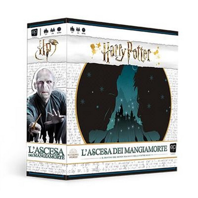 Harry Potter - L'Ascesa dei Mangiamorte