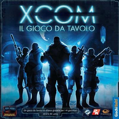 XCOM Gioco da Tavolo in Italiano x com