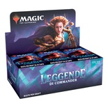 Booster Box Magic 24 Buste LEGGENDE DI COMMANDER Italiano