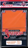 80 Card Barrier Kmc Magic SUPER SERIES ORANGE Arancione Bustine Protettive Buste 66x91