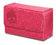 Deck Box Ultra Pro Magic MANA DUAL FLIP BOX PINK Rosa Porta Mazzo Scatola 200 Carte