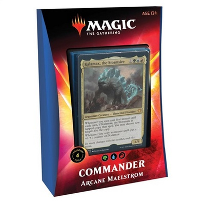 Mazzo Magic Commander 2020 MAELSTROM ARCANO Deck C20 Italiano