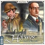 HOLMES : SHERLOCK & MYCROFT Gioco da Tavolo