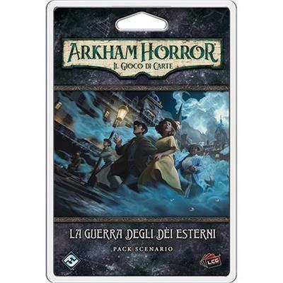 Arkham Horror LCG : La Guerra degli Dei Esterni