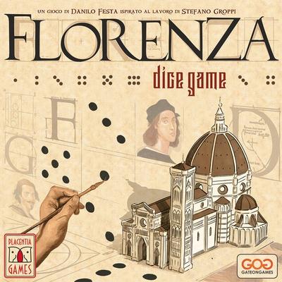 FLORENZA : DICE GAME Gioco da Tavolo