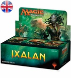 Box Magic IXALAN 36 Buste Booster Inglese