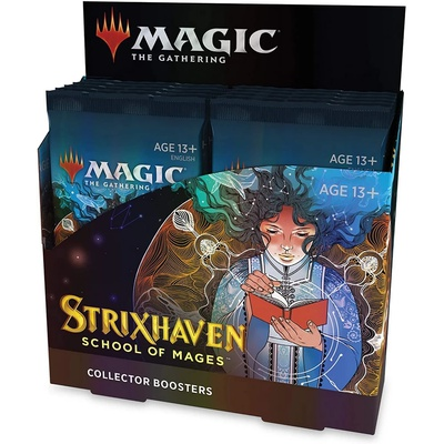 Box Magic STRIXHAVEN Collector 12 Buste Booster Inglese