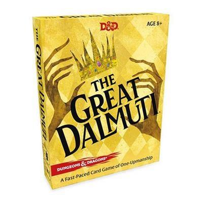 THE GREAT DALMUTI Gioco da Tavolo