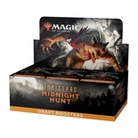 Box Magic INNISTRAD: MIDNIGHT HUNT 36 Buste Booster Inglese
