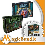 One Deck Dungeon - Bundle con Promo 4AD