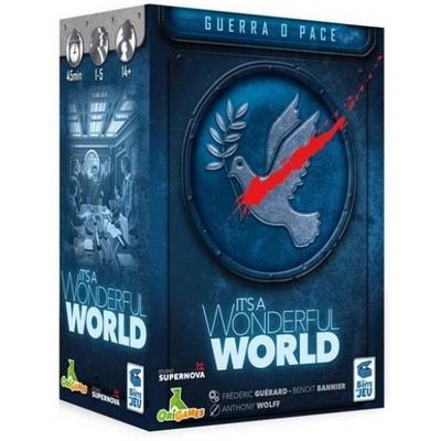 It's a Wonderful World : Guerra o Pace