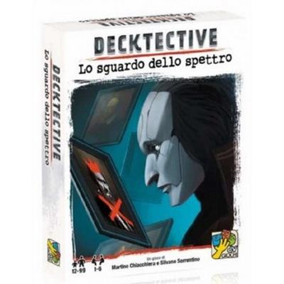 DECKTECTIVE : LO SGUARDO DELLO SPETTRO Gioco da Tavolo
