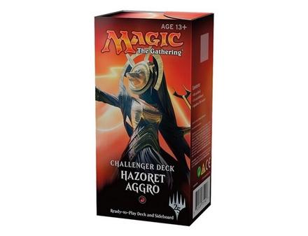 Challenger Deck Magic HAZORETH AGGRO Mazzo