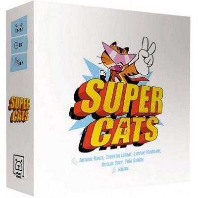 SUPER CATS Gioco da Tavolo