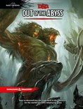 D&D NEXT : OUT OF THE ABYSS Avventura 5th Edition 5E