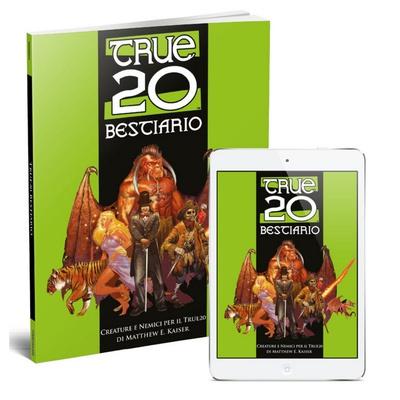 True20: Bestiario